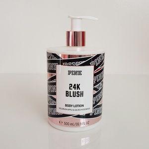 Victoria's Secret PINK 24K Blush body lotion